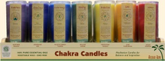 Chakra Energy Jar Candles