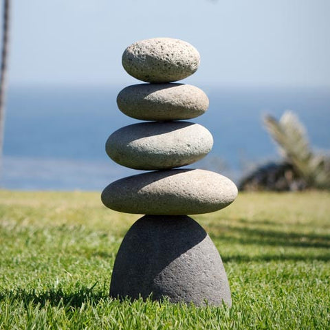 Giant Rock Cairn - small - Om Gallery