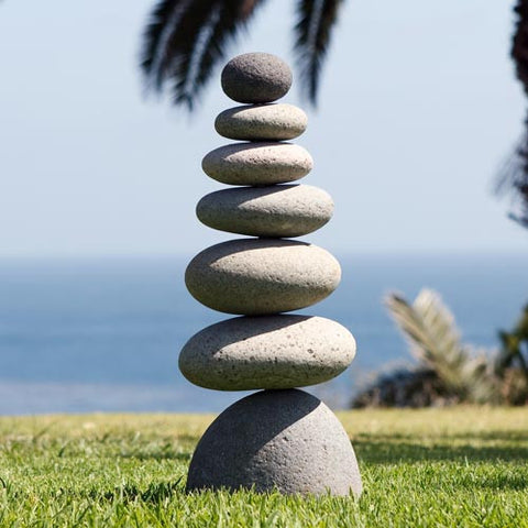 Giant Rock Cairn - Medium - Om Gallery