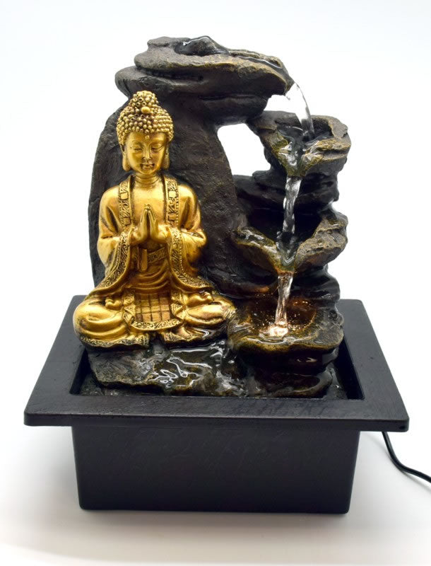 Waterfall Buddha Fountain