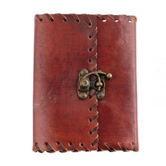 Plain Leather Journal with Latch
