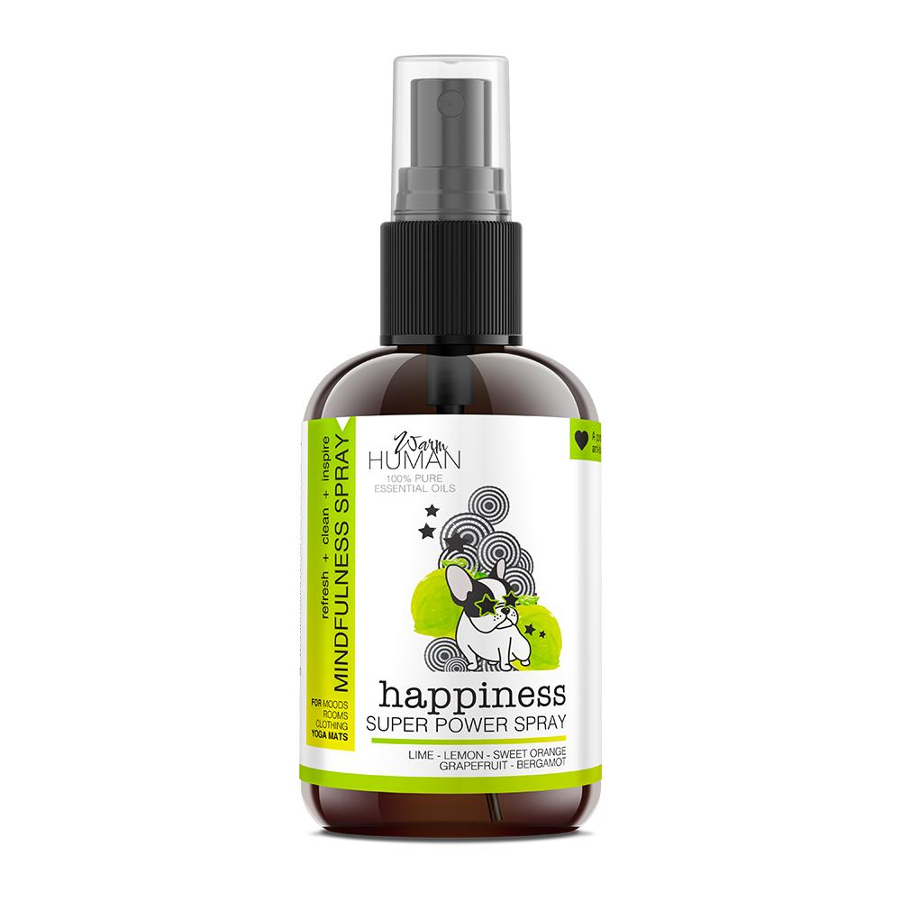Mindfulness Super Power Spray - Happiness