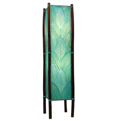 Fortune Large Floor Lamp, Sea Blue