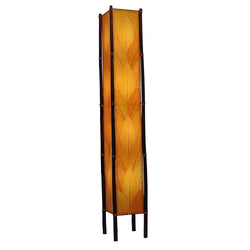 Fortune Giant Floor Lamp, Orange