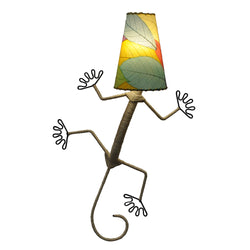 Gecko Wall Lamp, Multicolor