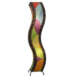 Wave Large Floor Lamp, Multi