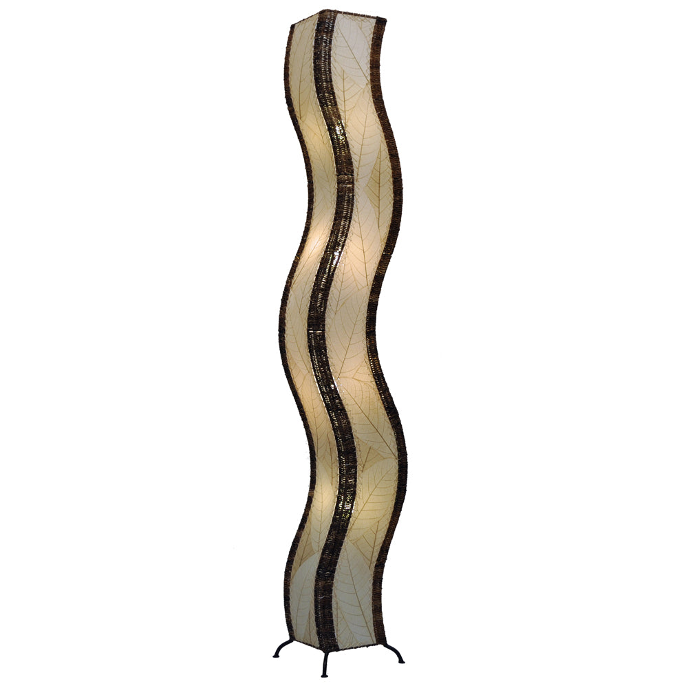 Wave Giant Floor Lamp