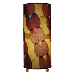 Butterfly Table Lamp, Burgundy