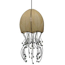 Hanging Jellyfish Lamp - Reg. $349, Natural