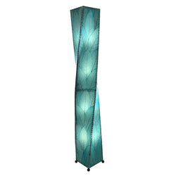 Twist XL Floor Lamp, Blue
