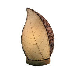 Leaflet Table Lamp, Natural