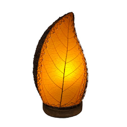 Leaflet Table Lamp, Orange