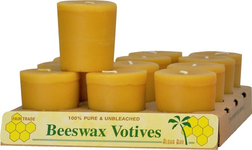 Bee's Wax Votive Candles
