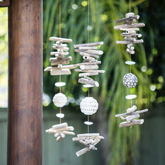 Driftwood Garlands w/ Shell
