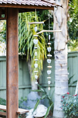 Stone Heart & Driftwood Garlands