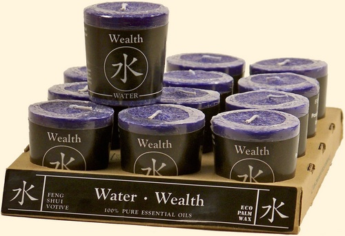 Feng-Shui Votives - Water