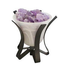 Tranquility Lamp - Amethyst