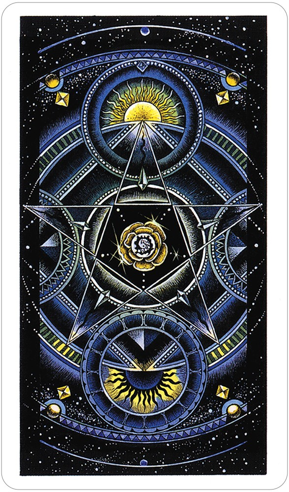 Cosmic Tarot Deck