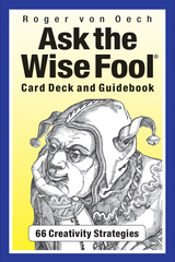 Ask The Wise Fool - Oracle Deck