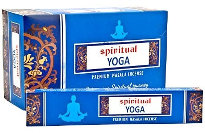 Spiritual Yoga Incense - 15 Gram Pack