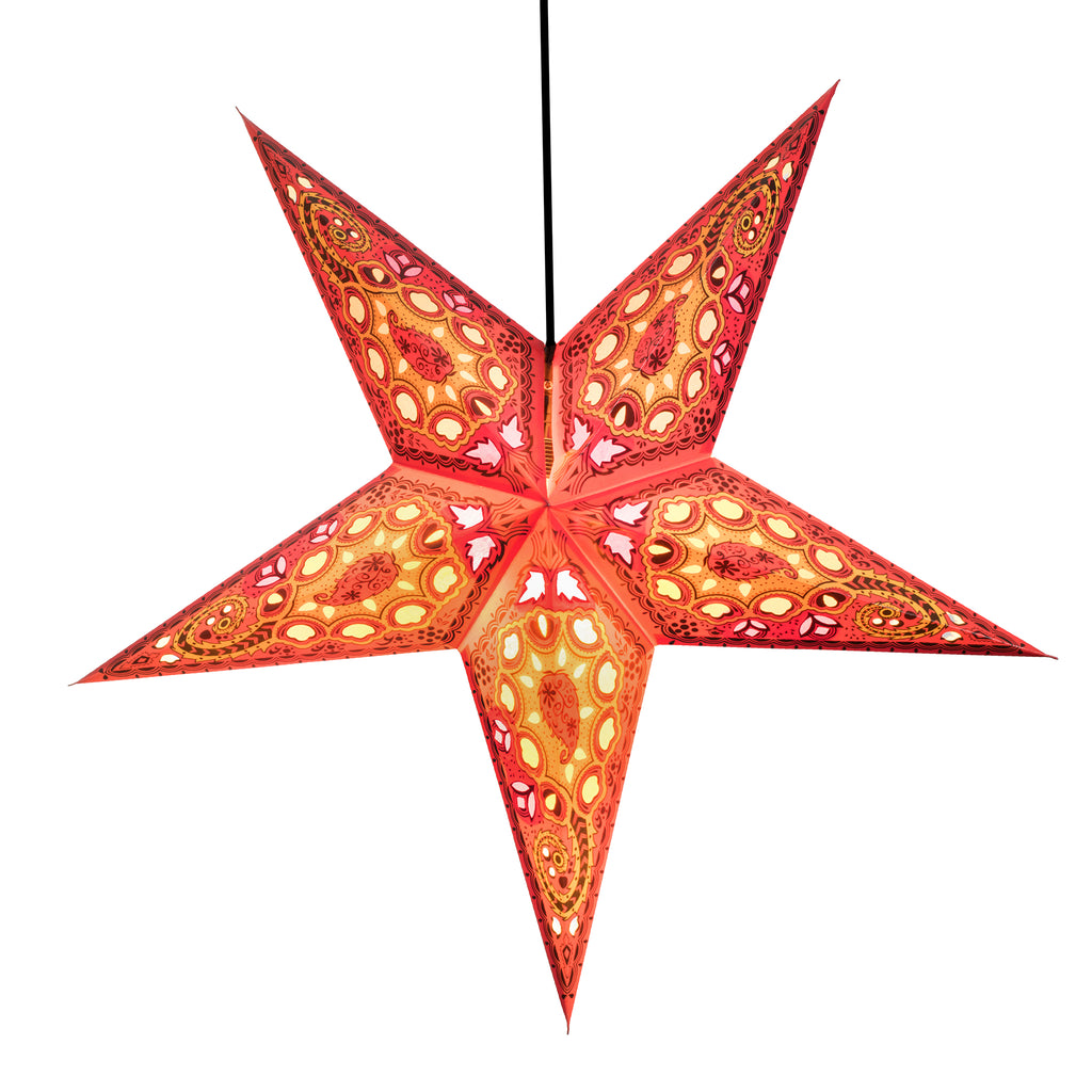 Om Paper Star Lantern - Magic