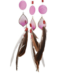 Capiz Shell Dreamcatcher - Yoga