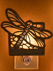 Unique Wooden Nightlights - Dragonfly
