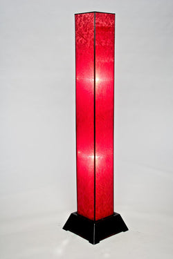 Tana Silk Floor Lamp, Solar