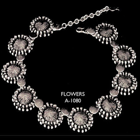 Turkish Flowers Necklace