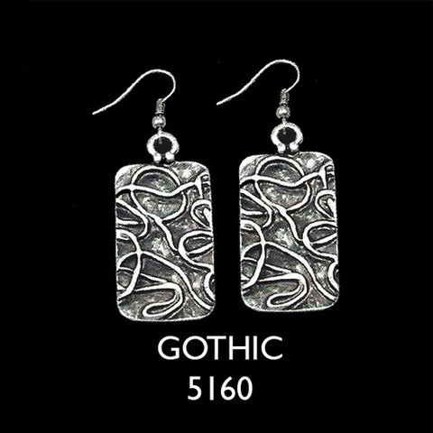 Turkish Gothic Earrings