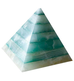 Pyramid Energy Lamps, Green