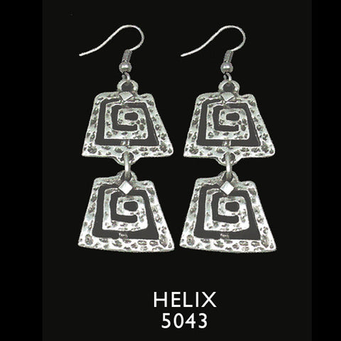 Turkish Helix Earrings