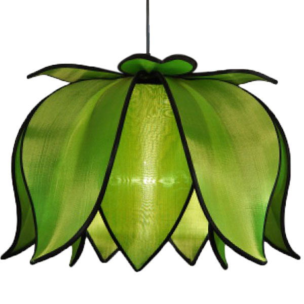 Hanging Blooming Lotus Lamp