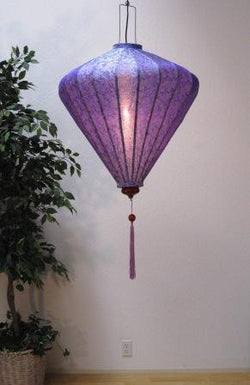 Chinese Lantern Diamond 4', Lilac