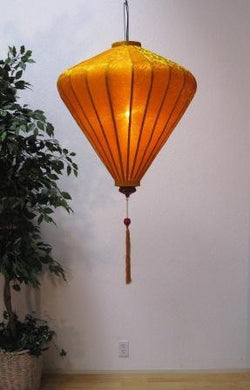 Chinese Lantern Diamond 4', Gold