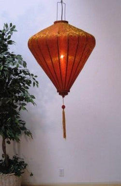 Chinese Lantern Diamond 4', Sun