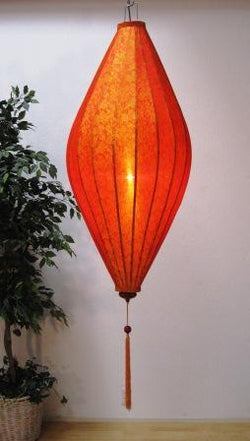 Chinese Lantern Oval 6', Citrus