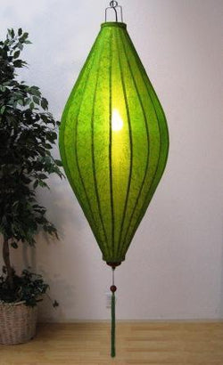 Chinese Lantern Oval 6', Lime