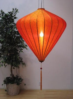 Chinese Lantern Diamond 4', Citrus
