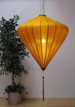 Chinese Lantern Diamond 6', Gold