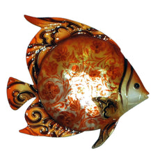 Wall Fish Orange