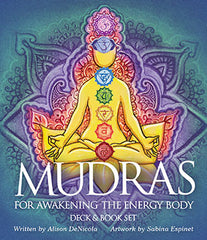 Mudras Deck For Awakening The Energy Body