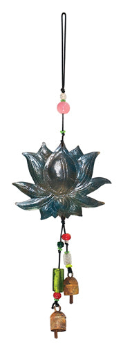 Lotus Beads and Bell