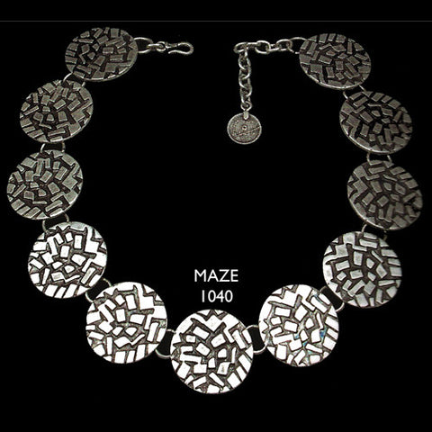 Turkish Maze Necklace