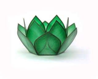 Mini Paradise Lotus Tea Light Holders