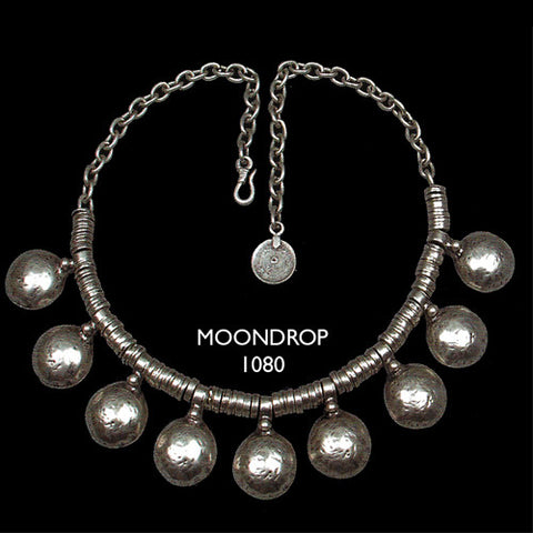 Turkish Moondrop Necklace