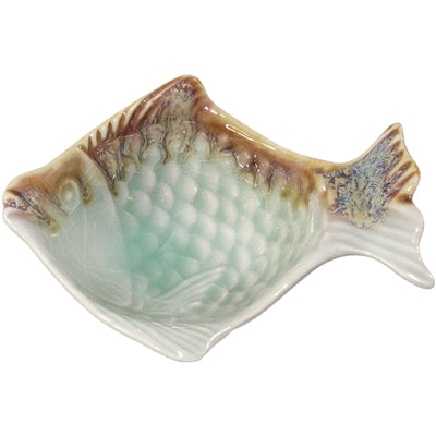 Angel Fish Ceramic Bowl