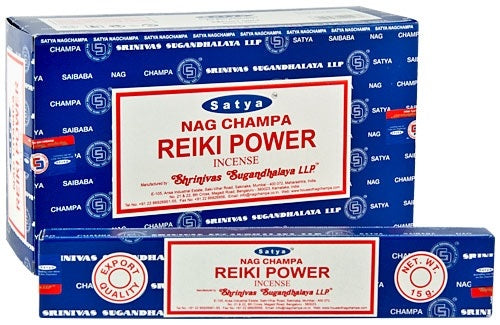 Satya Reiki Power Incense - 15 Gram Pack