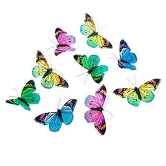 Butterfly Garland Petite Neon