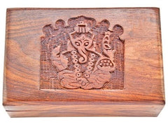 Ganesh Wood Box